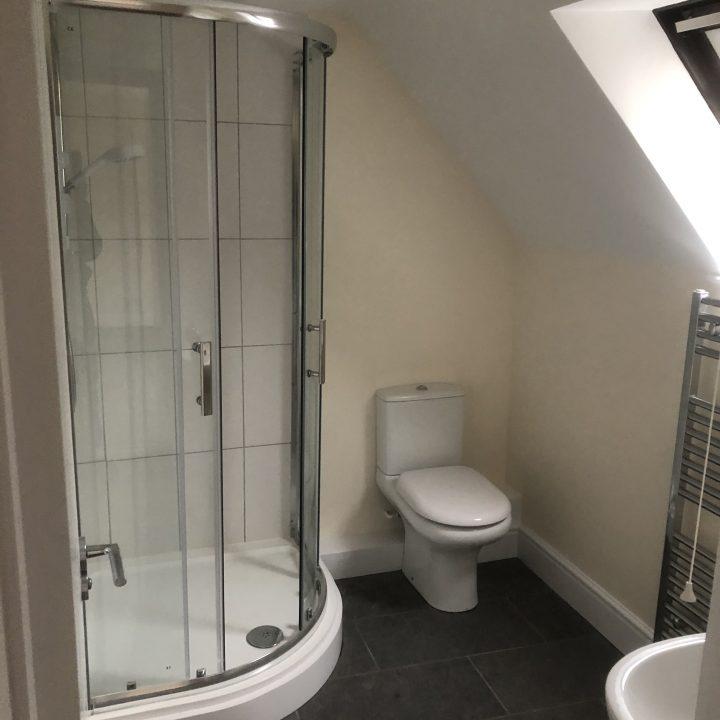 New Shower Room – Beaminster