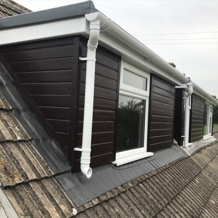 Dorma window formed - Drimpton