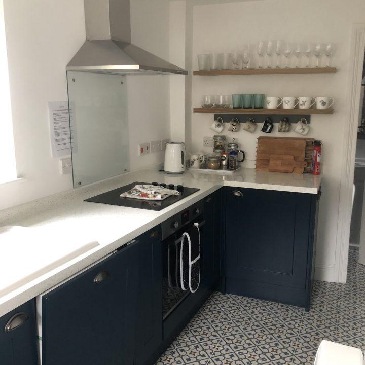 New Kitchen – Netherbury